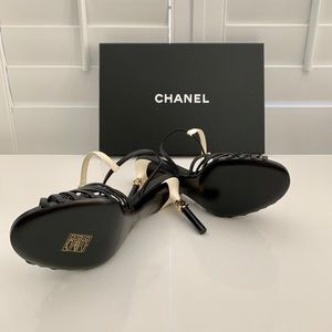 CHANEL Shoes - NWT. CHANEL  Sandals